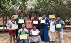 Tal Tao wederom in Peru voor vervolg cursus EHBO
